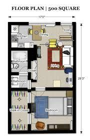 uncategorized studio apartment floor plan design perky in