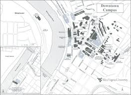 wvu evansdale map directions wvu libraries