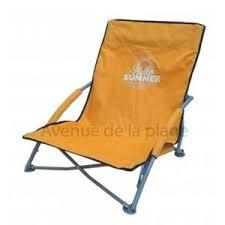si e de plage pliant chaise basse pliante de plages achat vente pas cher