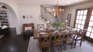 rustic italian dream home fixer upper hgtv