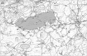 Oak Ridge Tennessee Map by Best Motorcycle Maps Smoky Mountain Motorcycle Rider
