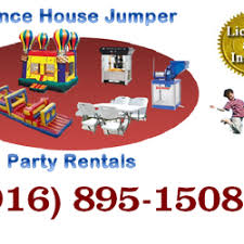 party rentals sacramento bounce house jumper party rentals bounce house rentals