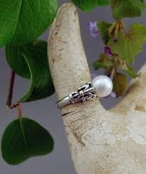 desiree ring desiree custom order pearl ring made to order pearl ring