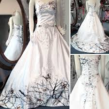 wedding dresses near me you had me at camo choosing a camo wedding dress