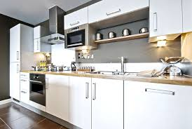 inexpensive white kitchen cabinets white gloss kitchen cabinet doors and decor regarding unit ideas