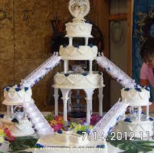 tiered wedding cakes tiered wedding cake idea in 2017 wedding