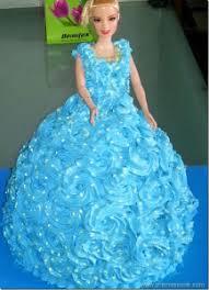 6 beautiful barbie doll cakes princess cake