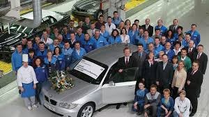 bmw factory tour bmw plant regensburg turns out 3 millionth car motor1 com photos