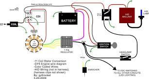 gy6 rectifier wiring wiring diagram images database amornsak co