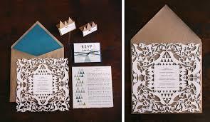 wedding invitations durban cut wedding invitations