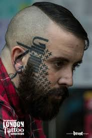 face tattoos cool designs for all tattooideason tattoos for