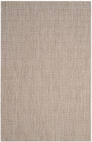beige u0026 brown indoor outdoor area rug safavieh com