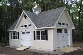 building a 2 car garage 2 car story nj amish mike