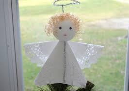 christmas tree angel angel tree topper diy craft