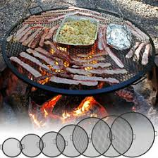 Firepit Grills Pit X Marks Cooking Grill
