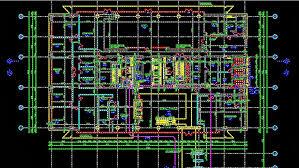 admin building floor plan administration building ground floor plan