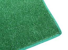 Outdoor Turf Rug 8 X10 Green Artificial Grass Turf Carpet Indoor