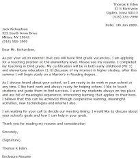 cover letter for special education teacher position teaching