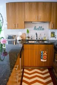 wood kitchen cabinets dark brown tiles small apartment apartment round black leather padde grey kitchen isalnd small cool wooden and granite countertop ideas