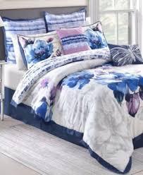 Purple Floral Comforter Set Water Field 8 Piece Comforter Set Bedding Pinterest Queen