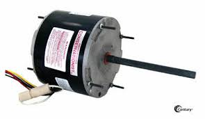 48y frame fan motor century fe1026 condenser fan motor 1 4hp 1075rpm 208 230v 1ph 48y