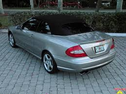 mercedes elk 2006 mercedes benz clk500 convertible ft myers fl for sale in fort