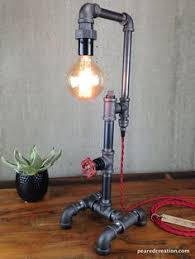 industrial table lamp with contemporary style 42 lámpák