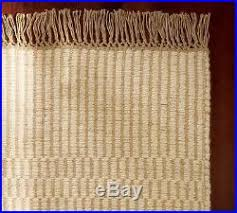 Soft Jute Rug Pottery Barn Dylan Rug Neutral 5x8 Soft Jute New In Wrapping