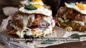 waffles are why thanksgiving leftovers were invented