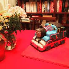 howtocookthat cakes dessert u0026 chocolate 3d thomas train cake