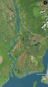 Willow Alaska Map by 9 89acres Remote Vacant Land In Alaska