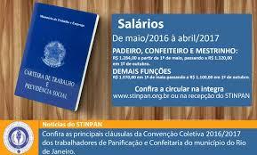 pagamento estado rj maio 2016 stinpan libera a circular da convenção coletiva 2016 2017 rj