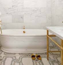 Marble Mosaic Floor Tile 39 Grey Mosaic Bathroom Floor Tiles Ideas And Pictures
