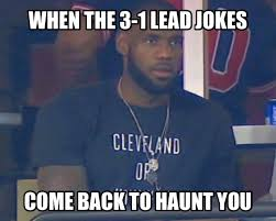 You Blew It Meme - well this is awkward the warriors blew a 3 1 lead know your meme