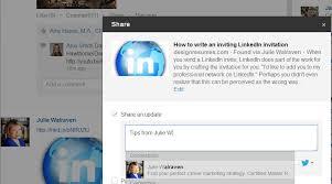 How To Post A Resume On Linkedin 10 Linkedin Status Updates For Job Seekers Career Sherpa