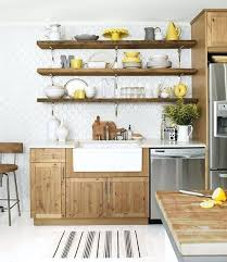 open shelves kitchen design ideas small kitchen ideas with open shelves a pretty inspiration open