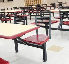 employee break room furniture for industrial bakery plymold