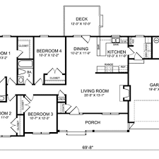 ranch style floor plans house floor plans with walkout basement ranch style house