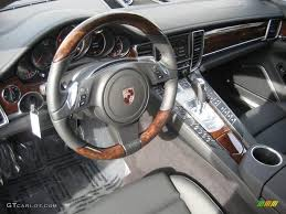 porsche panamera turbo interior black interior 2011 porsche panamera turbo photo 40928350
