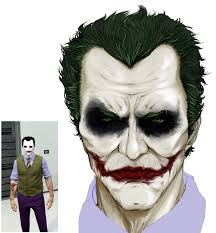 gta online the joker by graphitegrey on deviantart
