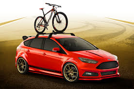 ford focus st modded modified ford focus st st cars heat up sema