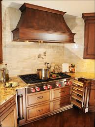 Self Stick Kitchen Backsplash Tiles Kitchen Brown Backsplash Tile Black And Gray Backsplash Stove