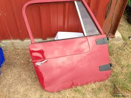 pink jeep interior cj7 1981 red exterior rino lined interior new upholstery
