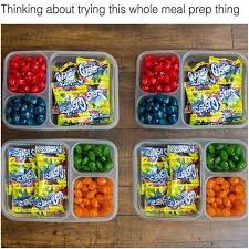Meal Prep Meme - dopl3r com memes thinking about trying this whole meal prep thing