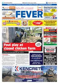 sle resume journalist position in kzn wildlife ezemvelo accommodation south coast fever 06 10 16 by kzn local news issuu