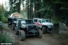 jeep rubicon trail road adventuring on the rubicon trail speedhunters