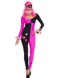 Harley Quinn Halloween Costume Harley Quinn Cosplay Costume Halloween Catsuit 15112088
