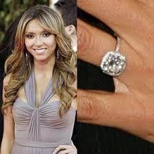 100000 engagement ring giuliana rancic s four carat cushion cut engagement ring