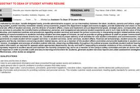 Student Affairs Resume Samples by Best Photos Of Dean U0027s List On Resume Samples Sample Resume Dean U0027s