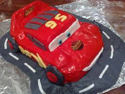 lightning mcqueen cake lighting mcqueen birthday cake a step by step guide